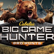The cover for 'Cabela's Big Game Hunter: Pro Hunts.' Image courtesy Activision.