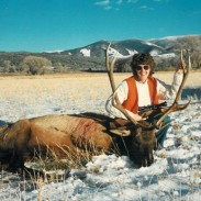 Larry recounts Brenda's first elk hunt in this week's short stories.