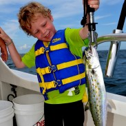 Regardless of the type of offshore fishing trip you decide to take, be sure to take your digital camera and video to make priceless pictures with your family.