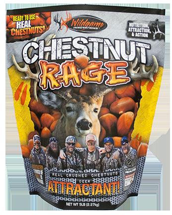 Wildgame Innovations Presents Chestnut Rage Deer ...