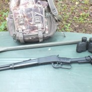 With its forward Picatinny rails removed, the Mossberg 464 SPX is much more comfortable to carry. The base rifle itself is a handy utility piece capable of doing almost anything asked of it.