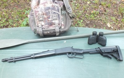 Review Mossberg 464 SPX