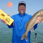 Professional fisherman Tommy Skarlis has raised fishing with planer boards to a high level. He has won more money in tournaments with this trolling technique than anyone else.