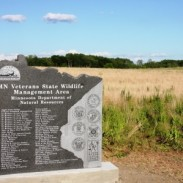 Project conserves wildlife habitat, honors military veterans