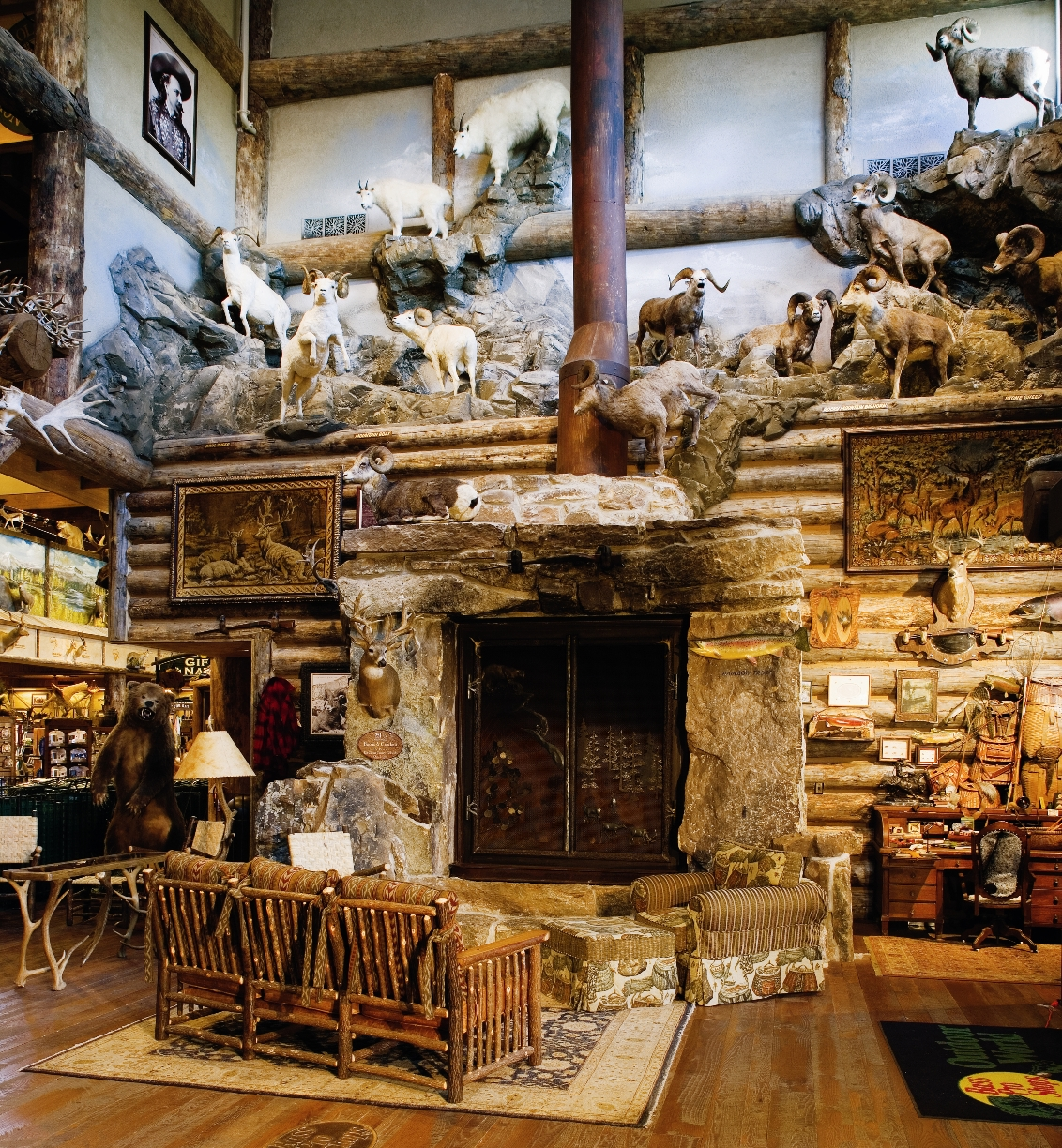 Bass pro shops outdoor world opens august 20 in bristol tennessee outdoorhub - Garden decor stores ...