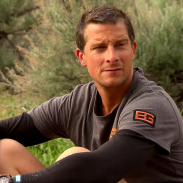 Bear Grylls needs all his expertise for his latest challenge: keeping celebrities alive in the wild.