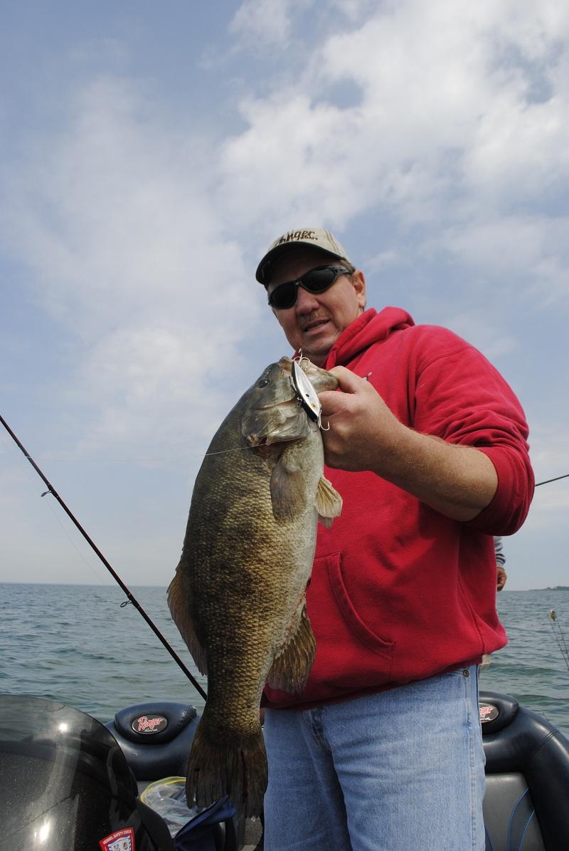 Michigan 39 s saginaw bay an unsung world class bass fishery for Michigan bass fishing tournaments