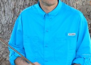 The Columbia Tamiami II Long Sleeve Shirt is a great piece of clothing to wear on hot, summertime fishing trips.