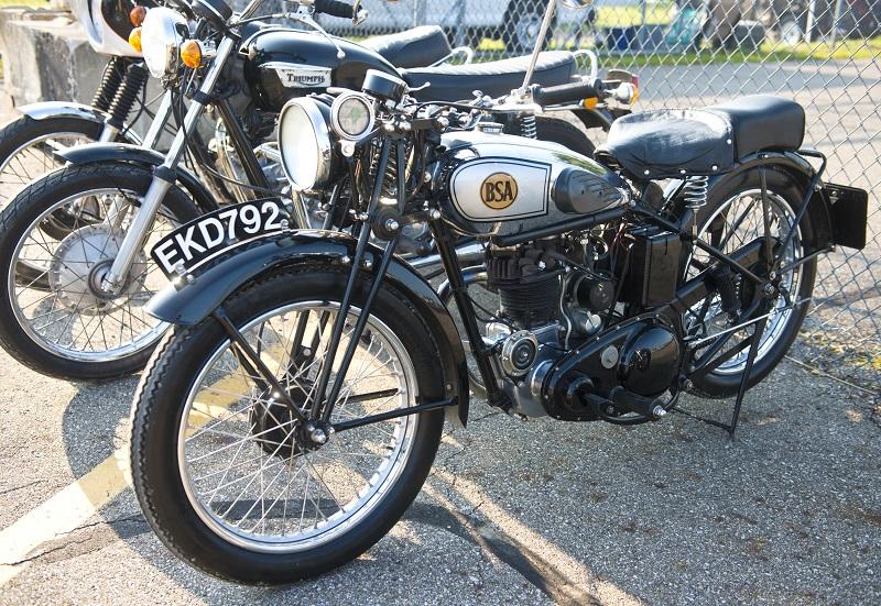 Mid ohio vintage motorcycle
