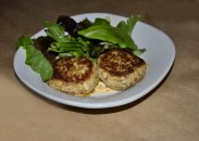 There's nothing better than crab cakes at any time of the year, and if you're going to the shore for a vacation, you can catch all the crabs you need for crab cakes throughout the winter for free or nearly free.