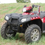 polaris 850 xp field