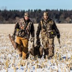 Be sure to make the fact that you appreciate the opportunity to hunt on someone else's land well-known to the landowner. Image by Scott Roduner.