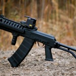 Russian-made firearms are becoming both scarce and expensive in the United States after July's sanctions. According to some retailers, prices have jumped up as much as 40 percent.