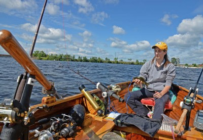 Family Obligations Lead to Broader Fishing Horizons