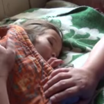 Miraculously, three-year-old Karina Chikitova survived 11 days in the wilderness with just her dog.