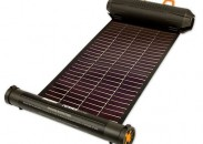 The portable power products available to outdoorsmen and women these days are quite impressive, like this Bushnell PowerSync SolarWrap 250. Image courtesy Bushnell.