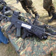 German Economy Minister Sigmar Gabriel is pushing for a sterner approach on where the nation's gun makers export arms to.