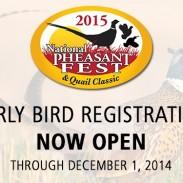 Pheasant Fest registration