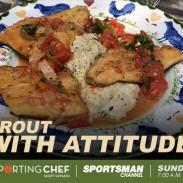 SC Trout with attitude