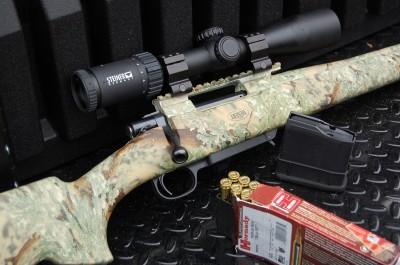 Review Steiner GS3 2-10x42 Riflescope