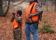 Deer hunting is a great family tradition and even more fun when shared with kids. Special youth seasons and mentoring licenses help make future hunters.
