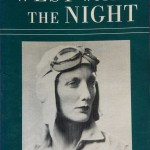 Used copies of 'West With The Night' in good condition can be found for a reasonable price, much like this one that was purchased for just $1.50.