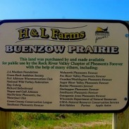 Area is open to public hunting and less than two hours from Madison, Milwaukee, and the Chicago suburbs.