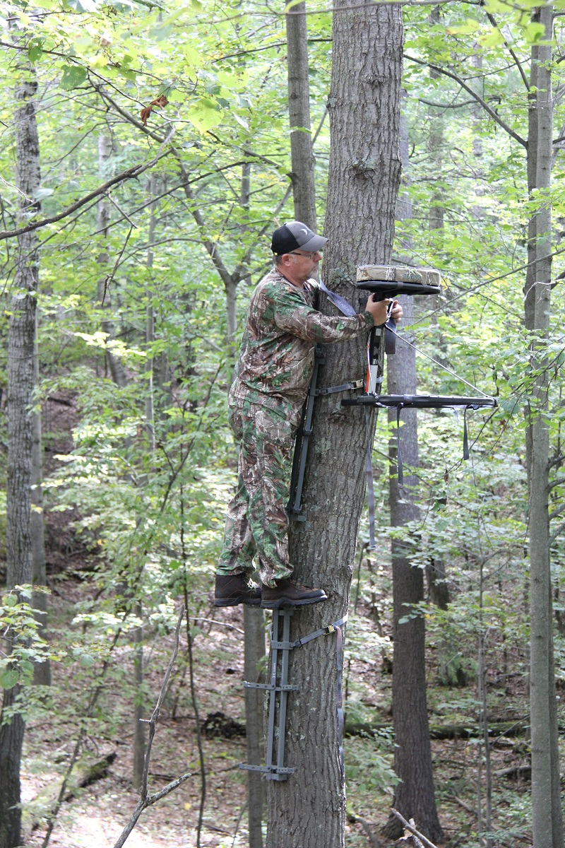 How To Choose The Right Treestand For Your Hunting Needs