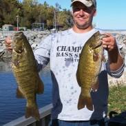 Casey Casamento, 1st place 37.50 lbs.