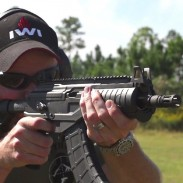 Tim from Military Arms Channel shoots a short-barreled rifle (SBR) version of the Galil ACE pistol in 7.62x39mm.
