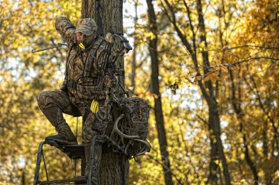 Most treestand hunters use a backpack to haul important items around with them. Listed below are eight things you might never have considered to pack.