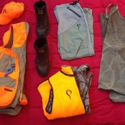 If you're going grousing, pheasant hunting, or pursuing any other upland bird, consider these seven gear essentials. Image by Britney Starr.