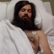 Jep Robertson suffered a seizure while hunting last week and was immediately hospitalized.