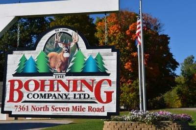 The Bohning Company has been part of the Lake City, Michigan community since forming in 1946. As it has grown, it has stayed tucked back into the woods and true to its traditions.