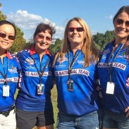 USA Ladies Open Team Places First