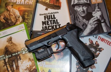 When it comes to guns, Hollywood has it all figured out. Or not.