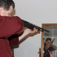 As winter (and the off-season) approaches, don't let the cold temps get you down. Give these four at-home shotgunning drills a try to keep your skills sharp.