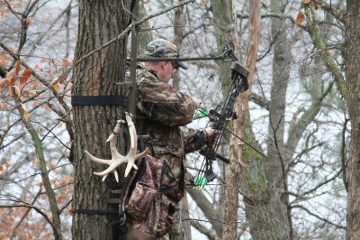 Having confidence in your spot makes it easier to spend the long hours on stand necessary to wait out a big buck in a great location.