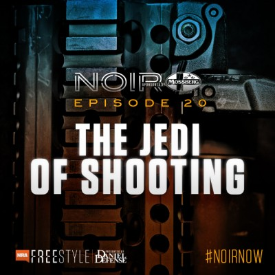 NRA Freestyles NOIR The Jedi of Shooting