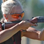 According to the NSSF, participation in shooting sports is soaring across the United States. Image courtesy Bill Miller.