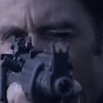 Breaking with Hollywood tradition, Al Pacino's character actually aims his FN FNC in 1995's 'Heat.'