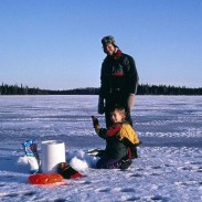 Should there be age minimums when it comes to participating in outdoor pursuits like ice fishing?