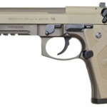 Beretta updated the M9, which served as the US Army's service pistol for nearly 30 years, in the form of the new M9A3.