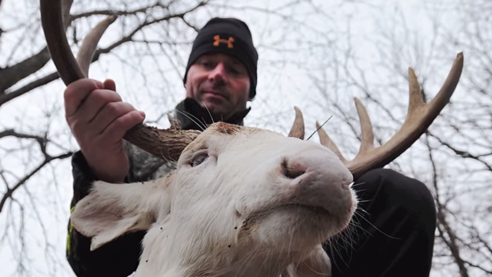 Missouri Hunter Harvests Old Nearly Toothless 10 Point
