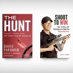 'The Hunt' and 'Shoot to Win' are two great books that outdoorsmen and non-outdoorsmen alike can learn from.