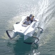 Does this look like the future of fishing boats to you?