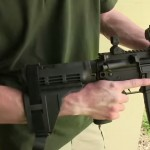 The ATF concluded that the correct way to use a stabilizing brace is to attach it to the forearm, not shouldering it.