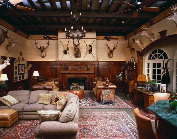 Best Trophy Hunting Rooms