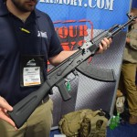 The Palmetto State Armory AK. PSA hopes to begin selling the rifle within the next 90 days.