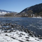Thousands of gallons of oil were spilled into the Yellowstone River on Saturday after a pipeline burst.